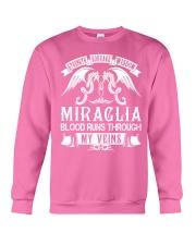 MIRAGLIA - Veins Name Shirts Crewneck Sweatshirt thumbnail