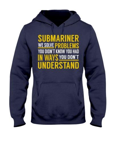 Submariner - Solve Problems Job Title