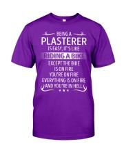 Plasterer Classic T-Shirt thumbnail