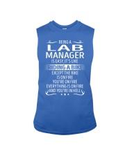 Lab Manager Sleeveless Tee thumbnail