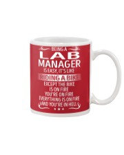 Lab Manager Mug thumbnail