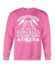 GONZALES - Veins Name Shirts Crewneck Sweatshirt thumbnail