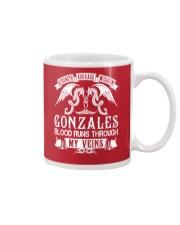 GONZALES - Veins Name Shirts Mug thumbnail