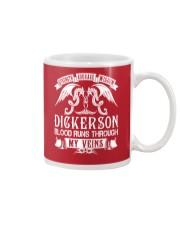 DICKERSON - Veins Name Shirts Mug thumbnail