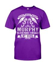 MURPHY - Veins Name Shirts Classic T-Shirt thumbnail