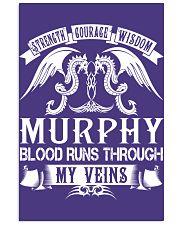 MURPHY - Veins Name Shirts 11x17 Poster thumbnail