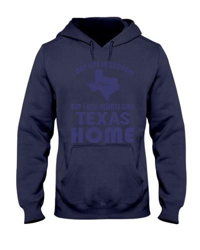 Live in Georgia But Call Texas Home