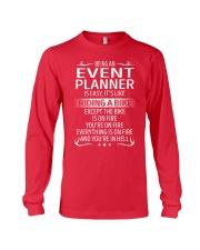 Event Planner Long Sleeve Tee thumbnail