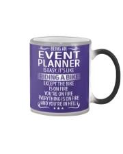 Event Planner Color Changing Mug thumbnail
