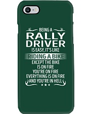 Rally Driver Phone Case thumbnail