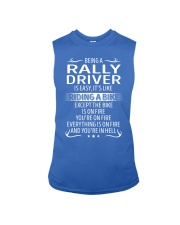 Rally Driver Sleeveless Tee thumbnail