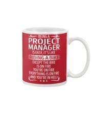 Project Manager Mug thumbnail