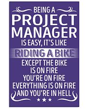 Project Manager 11x17 Poster thumbnail