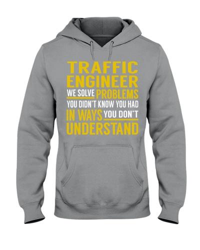 Traffic Engineer - Solve Problems Job Title