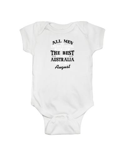 AUSTRALIA-GREAT-MAN-August