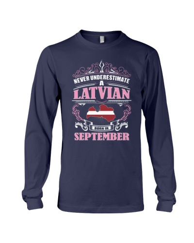 LATVIAN-AND-BORN-IN-SEPTEMBER