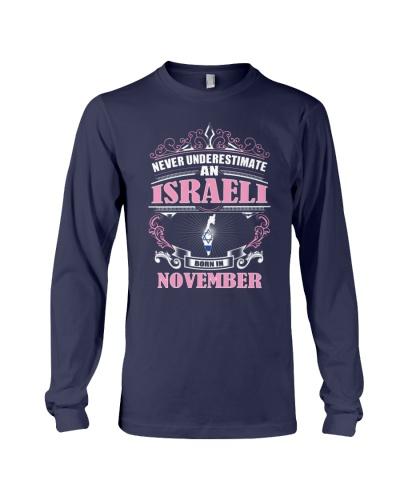ISRAELI-AND-BORN-IN-NOVEMBER