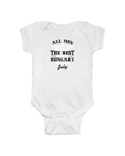 HUNGARY-GREAT-MAN-July