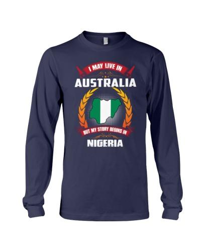 AUSTRALIA-NIGERIA-STORY-BEGINS