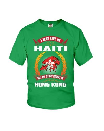 HAITI-HONGKONG-STORY-BEGINS