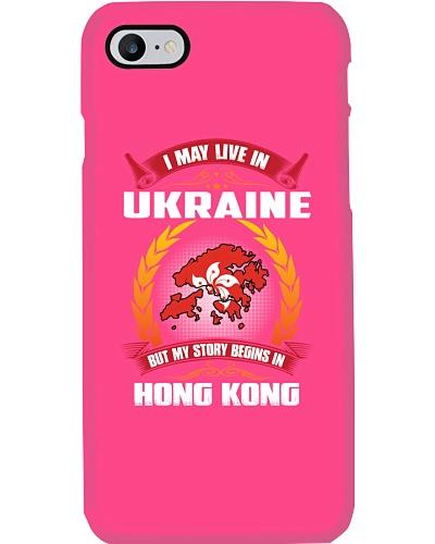 UKRAINE-HONGKONG-STORY-BEGINS