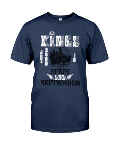 SPAIN-COOL-KINGS-SEPTEMBER