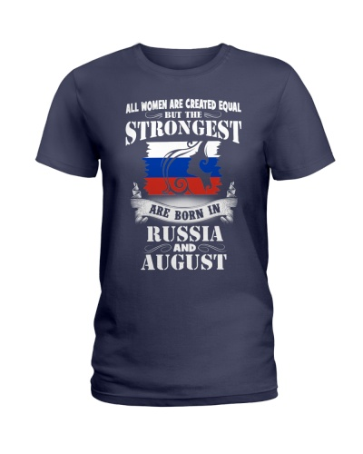 RUSSIA-AUGUST-ARE-YOU-STRONGEST
