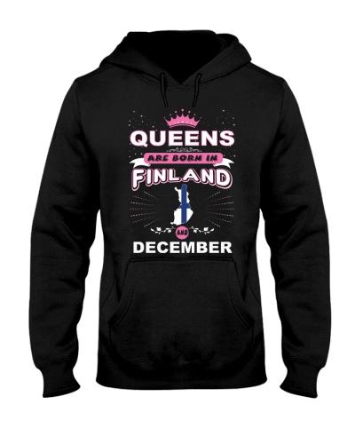 FINLAND-DECEMBER-PRETTY-QUEENS