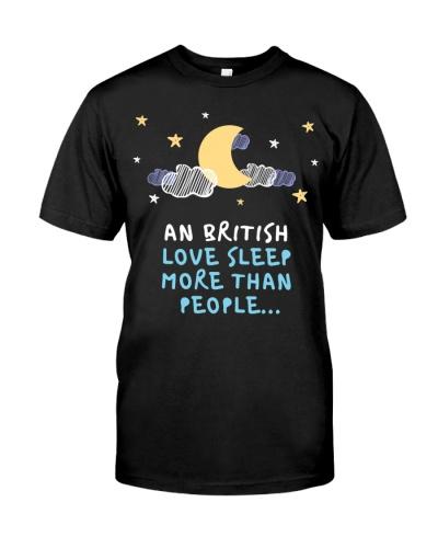 BRITISH LOVE SLEEP