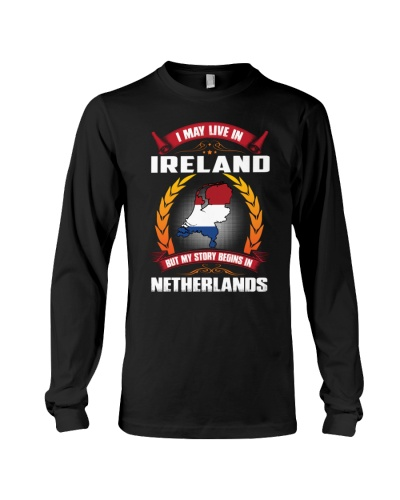 IRELAND-NETHERLANDS-STORY-BEGINS