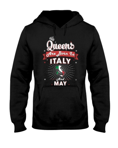 ITALY-QUEENS-May