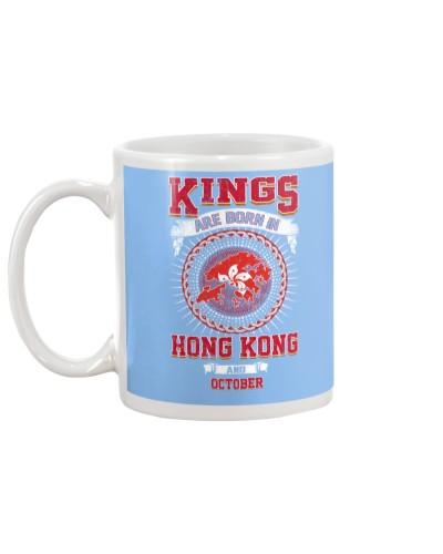 HONGKONG-A-KING-BORN-IN-OCTOBER