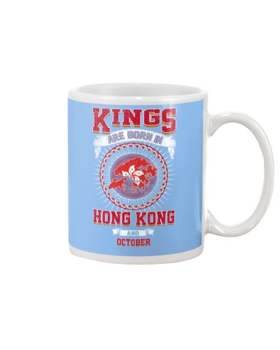 HONGKONG-A-KING-BORN-IN-OCTOBER
