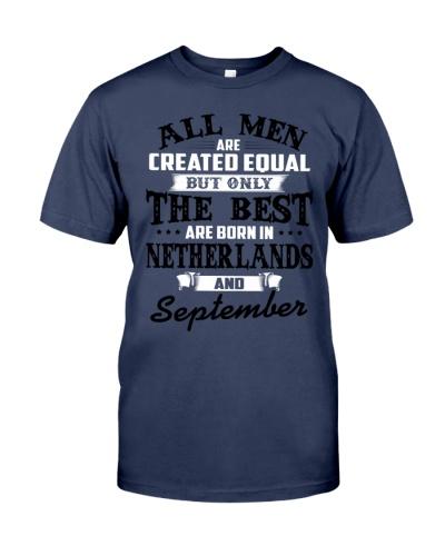 NETHERLANDS-GREAT-MAN-September
