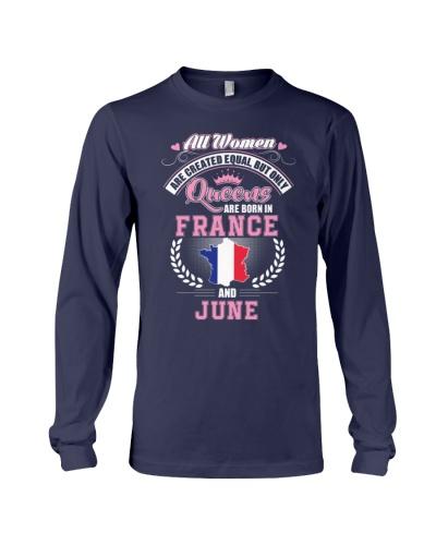 FRANCE-ALL-WOMAN-JUNE-BEGINS