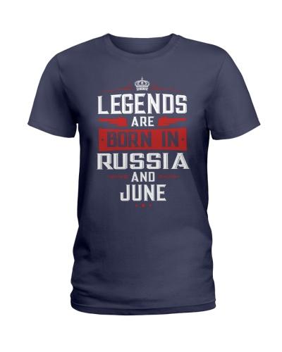 RUSSIA-JUNE-ONE-LEGEND