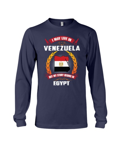 VENEZUELA-EGYPT-STORY-BEGINS