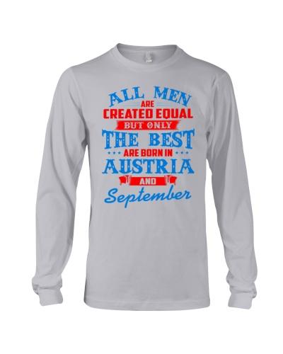 AUSTRIA-MEN-BORN-IN-September