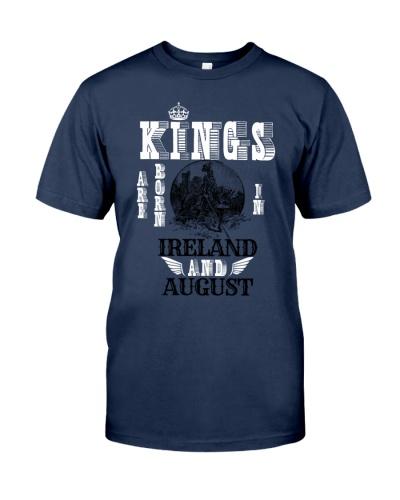 IRELAND-COOL-KINGS-AUGUST
