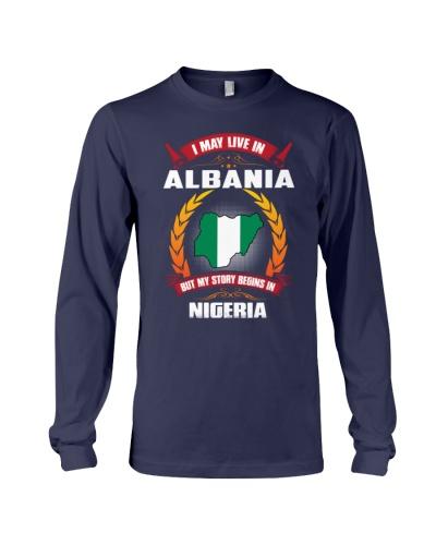 ALBANIA-NIGERIA-STORY-BEGINS