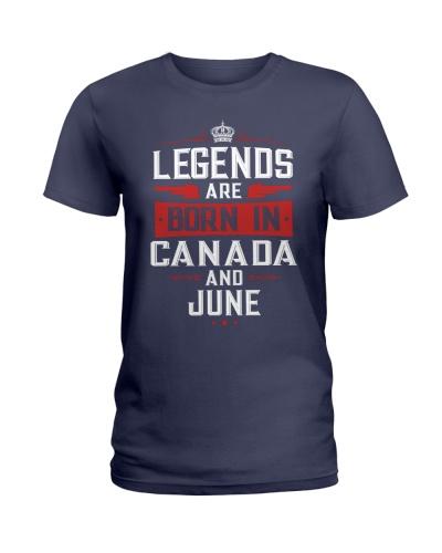 CANADA-JUNE-ONE-LEGEND