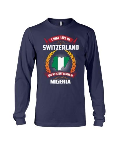 SWITZERLAND-NIGERIA-STORY-BEGINS