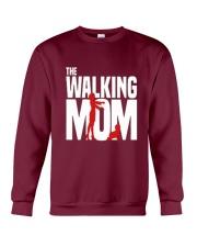 The walking MOM Crewneck Sweatshirt thumbnail