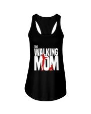 The walking MOM Ladies Flowy Tank thumbnail