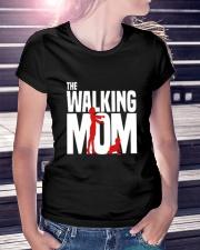 The walking MOM Ladies T-Shirt lifestyle-women-crewneck-front-7