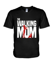 The walking MOM V-Neck T-Shirt thumbnail