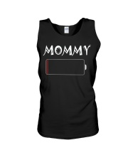 Mommy And Son Battery Charger Unisex Tank thumbnail