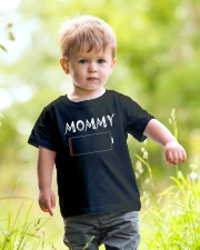 Mommy And Son Battery Charger Youth T-Shirt lifestyle-youth-tshirt-front-5