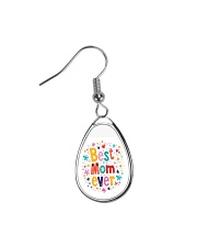 Mommy And Son Battery Charger Teardrop Earrings front