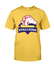 STALLIONS - LEGACIES Classic T-Shirt front